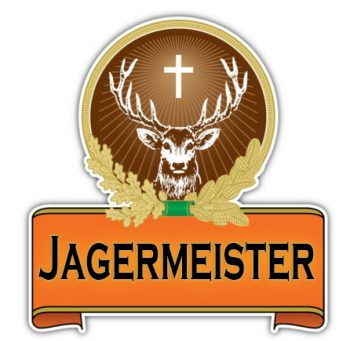 jagermeister logo redesign copperplate gothic bold